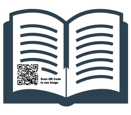 mã qr code trong sách giáo khoa